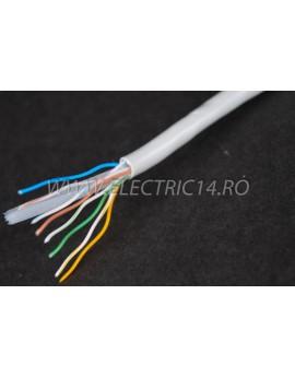 Cablu Net Utp Cat 6E 0.50mm CUPRU Link Rola 305ml
